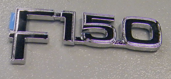 1980 1996 Ford Bronco And F Series Truck Emblems