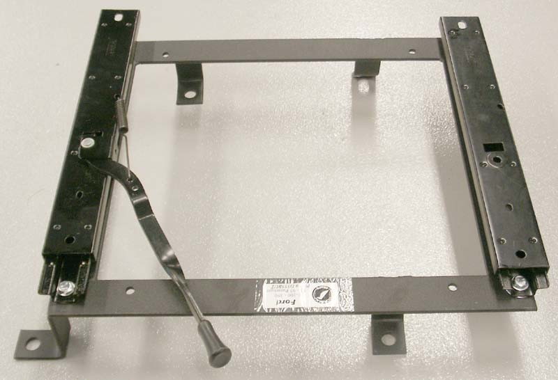 89 96 Bronco Pass Seat Bracket Floor Mount