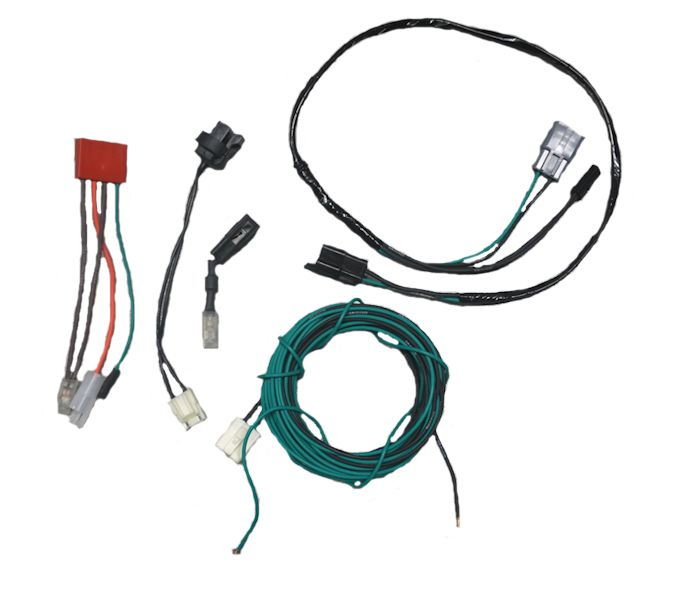 For 1982-1988 Ford Bronco A//C Compressor Wiring Harness 27323SB 1986 1983 1984