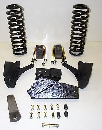 Standard Lift Kit   Bronco F