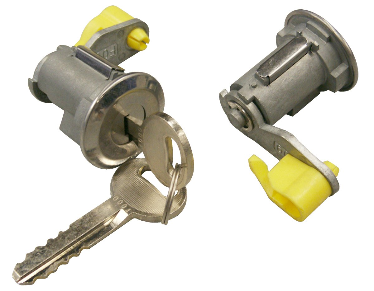 Door Lock Cylinder w/ Keys