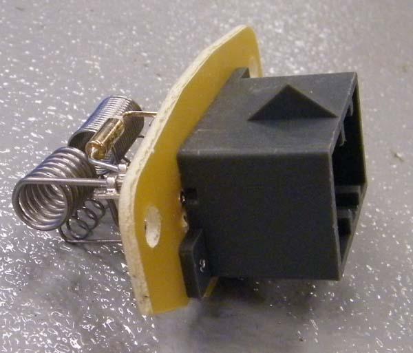 1990 1997 Ford Ranger Blower Motor Resistor