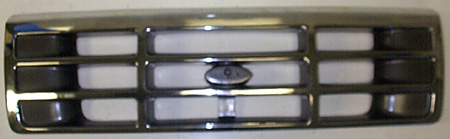 Grill, Chrome 92-96