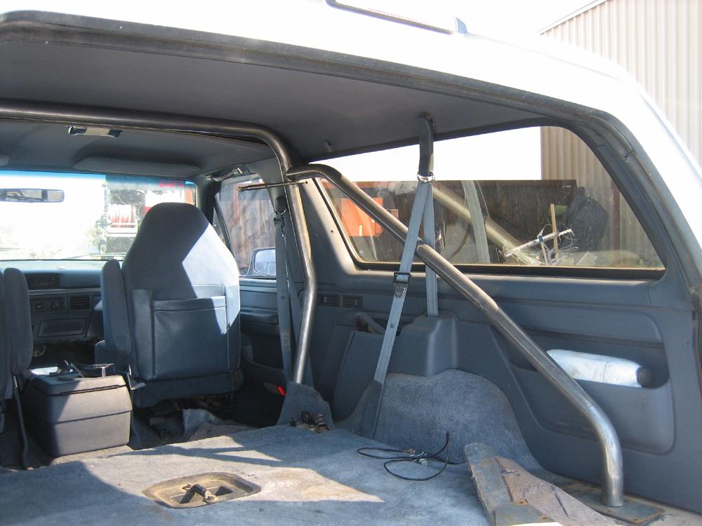 4pt Sport Roll Bar Cage Unwelded Broncograveyard Com