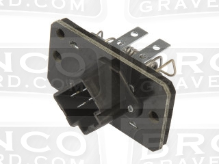 Blower motor resistor for Ford truck blower motor resistor