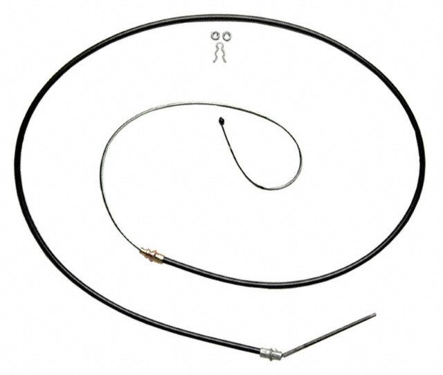 1977 f250 front park brake cable