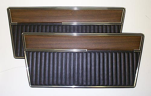 Ford F-Series & Bronco OEM Door Panel