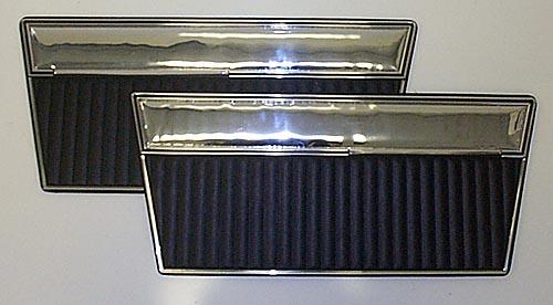 door bronco panels ford replacement 1977 1968 mylar oem broncograveyard interior early trim