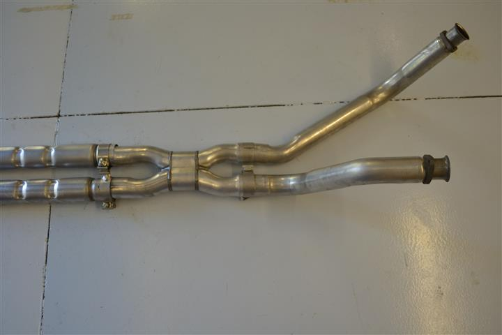 "New Ford Explorer >> 289/302 X-Kit Exhaust System 2.5"", Manifolds ..."