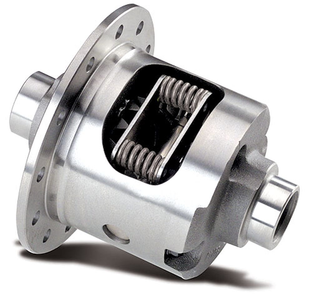 Posi limited-slip differential AUTOMATIC OPERATION eaton