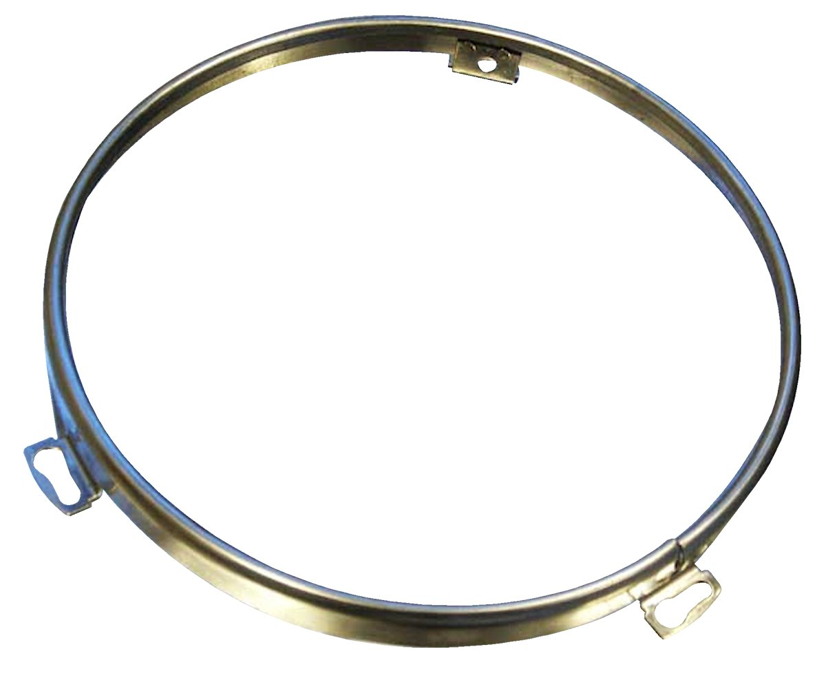 1973-1978 Ford Bronco & F Series Truck Headlight Retaining Ring Round