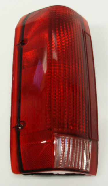 1987 Ford F150 >> 1989-1996 Ford Bronco and F-Series Truck Tail Light Lens ...
