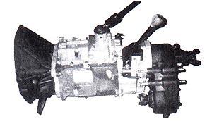 AX15 Transmission