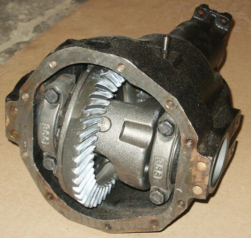 Ford Dana 44 Rebuild