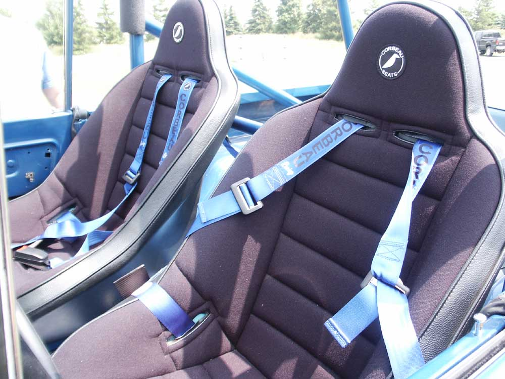 Early Ford Bronco Seat Covers Velcromag