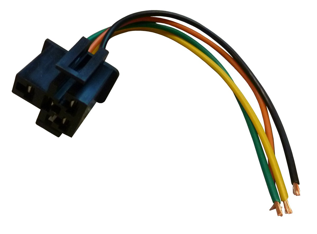 Blower Motor Switch Connector For 1995-2011 Ford Ranger; HVAC Blower Switch Con