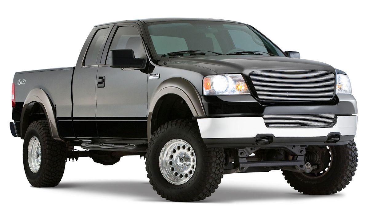 2016 Ford Bronco Price >> 04-08 F150 Extend-A-Fender Flares-Broncograveyard.com