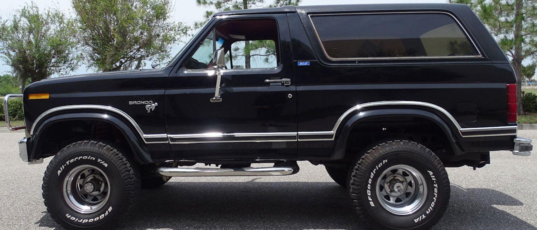 80-96 Bronco & F-Series Truck Fender Flares