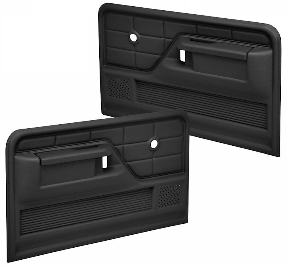 73-79 Ford Bronco & Ford Truck Replacemnt Door Trim Panels