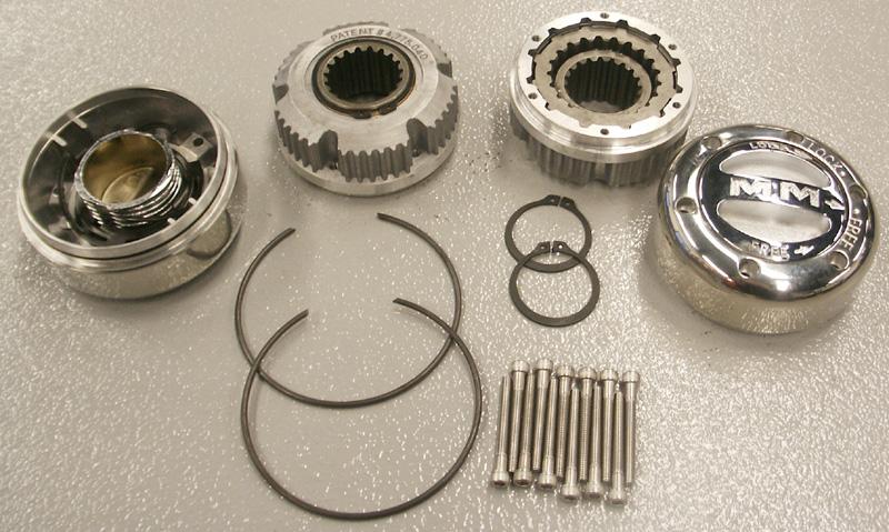 95 Ford f150 manual hubs