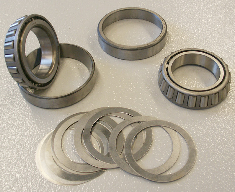 D60 Timken Carrier Bearing & Shim Kit