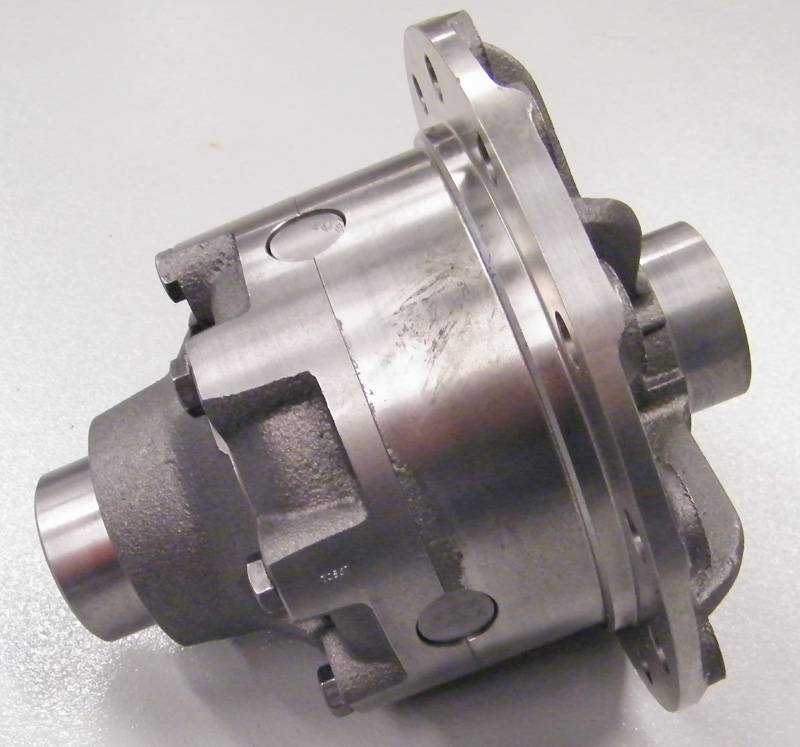 D60 Eaton Detroit Locker Differential, 35 Spline