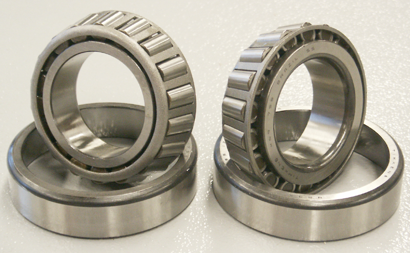 Dana 60 Carrier Bearings & Races, TIMKEN