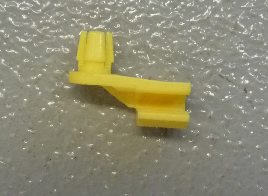 1983-1992 Ford Bronco II and Ranger Door Latch Rod Clip ...