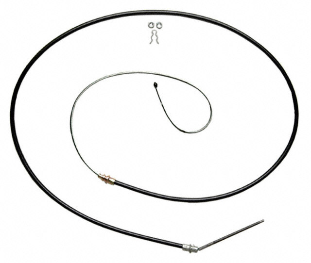 1976 f150 front park brake cable
