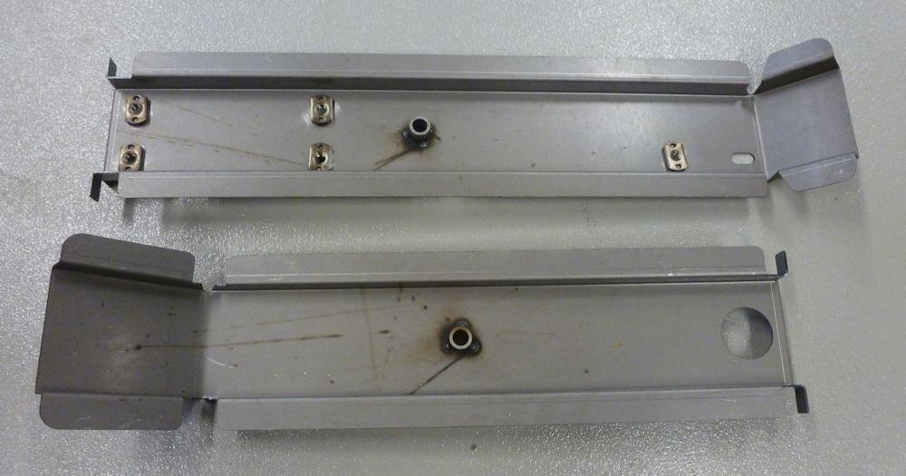 1966 1977 ford bronco floor pan channel repair for 100 floors floor 77