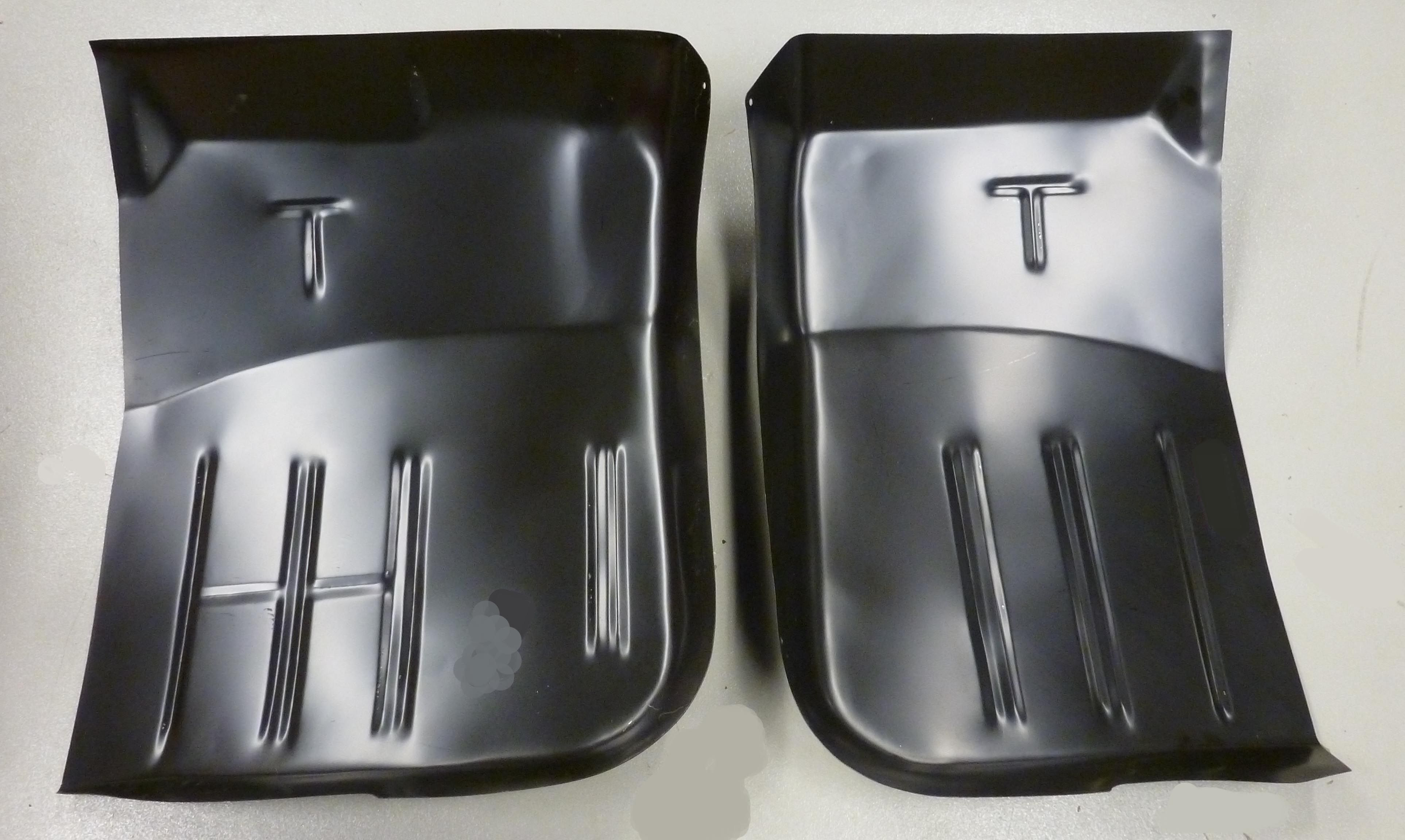 2015 Ford Bronco Price >> 78-79 Bronco & 67-79 Ford Truck Aftermarket Floor Pan Pair ...