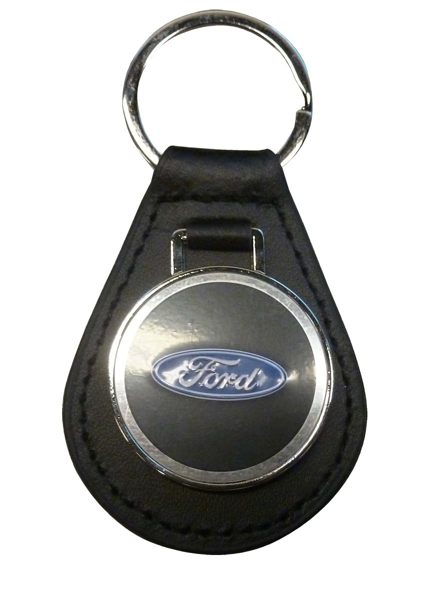 1966-1996 Ford  Leather Key Chain Ford