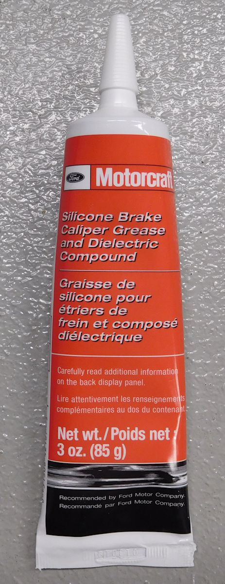 Genuine Ford Motorcraft® Silicone Brake Caliper Grease & Dielectric Compound
