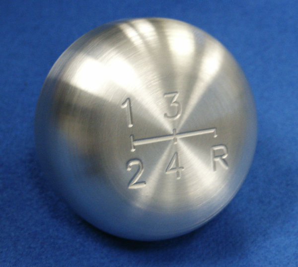 4 Speed Billet Aluminum Shift Knob Broncograveyard Com
