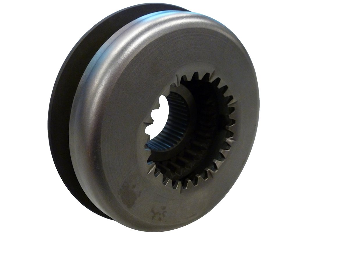 np435 synchro assy 3-4th hub & slider