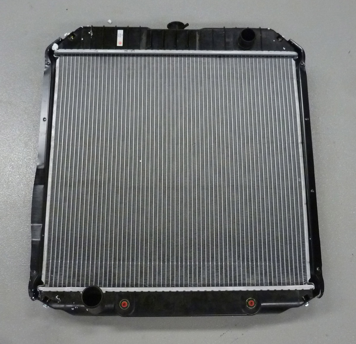73 79 Bronco And F Series Truck Radiators Shrouds 77 Ford 150 Engine Diagram 1977 Radiator Super Cooling