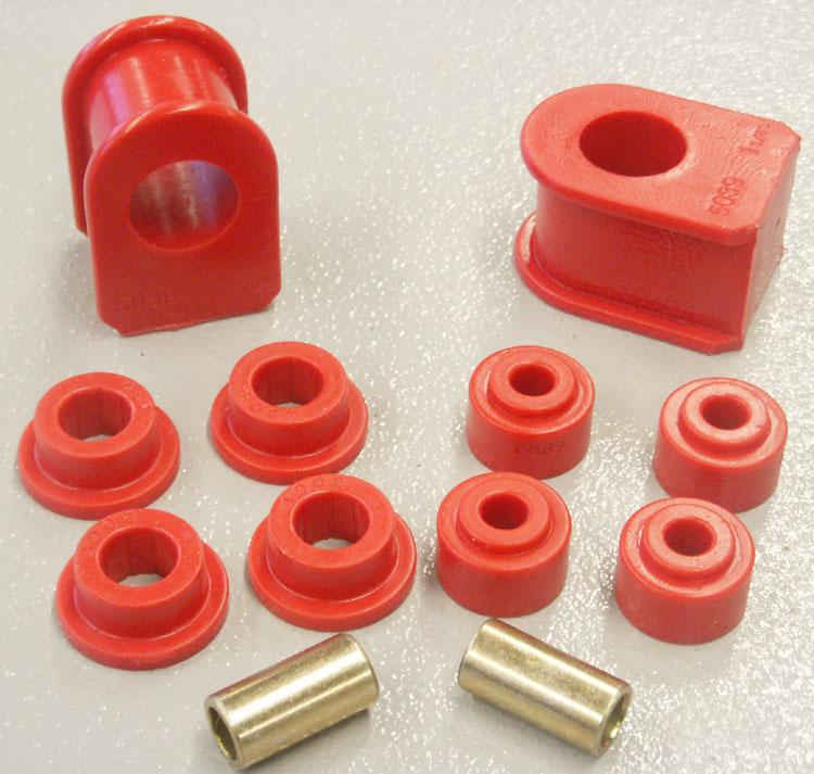 1977-1979 Ford F Series Truck Rear Sway Bar Bushing Set ...