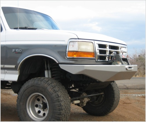F150 Custom Parts >> 80-96 Bronco and F-Series Truck Winch Bumpers & More