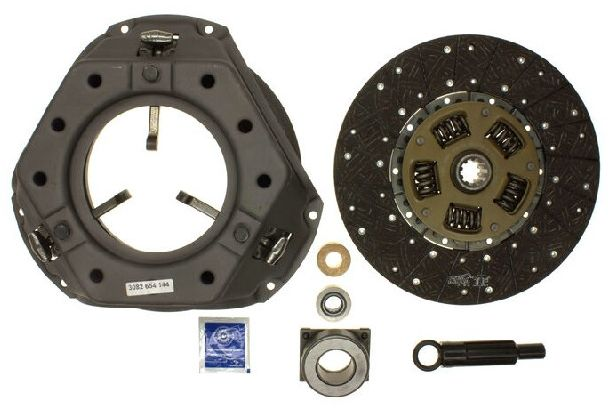 OE Quality Bronco Clutch Kit, V-8 11 inch 3 Finger Style