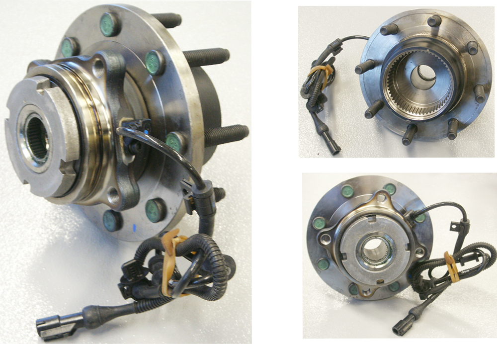 Super Duty Timken Hub Bearing Assembly  4wd