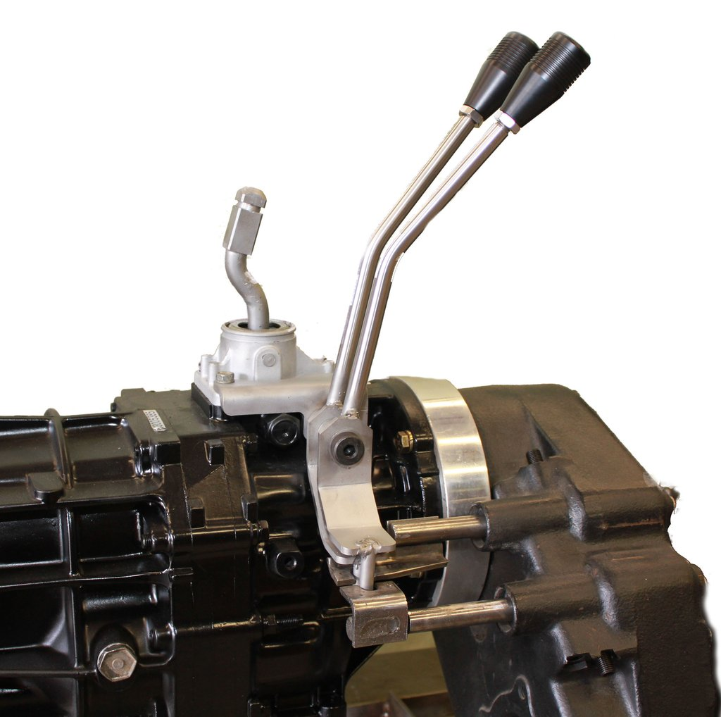 J-Shifter Twin Stick For AX-15 Conversion