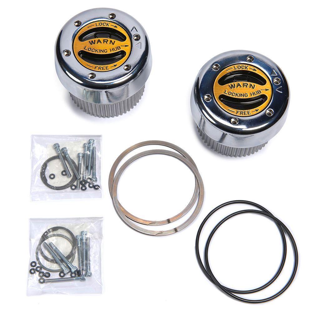 2011 f150 manual locking hubs