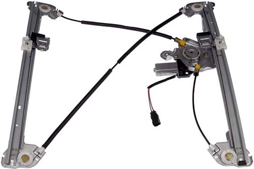 window regulator and lift motor assembly rh 04
